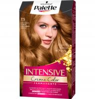 PALETTE INTENSE COLOR CREAM 7,5 RUBIO DORADO 1 UNIDAD