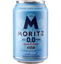 Comprar Cerveza Agua De Moritz 0 0 Lata 33 Cl Cervezas En Condisline