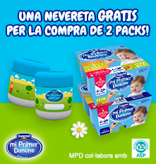 x2 Mi Primer Danone 4 unitats, 1 nevereta de regal