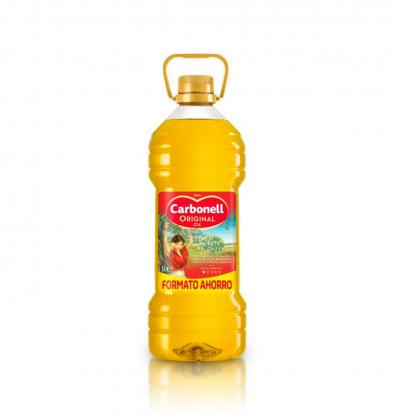 ACEITE CARBONELL OLIVA 0.4º 3 LTS