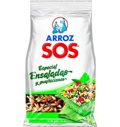 Comprar arroz sos especial para ensaladas 500 g arroces y legumbres en condisline - Donde comprar arroz salvaje ...