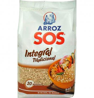 ARROZ SOS INTEGRAL 1 KGS