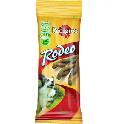 SNACK PERRO RODEO 70 G