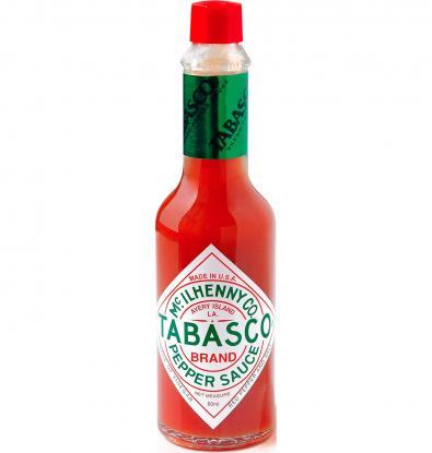 SALSA TABASCO PICANTE 60 ML