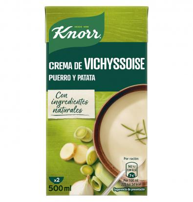 CREMA KNORR VICHYSSOISE 500 ML