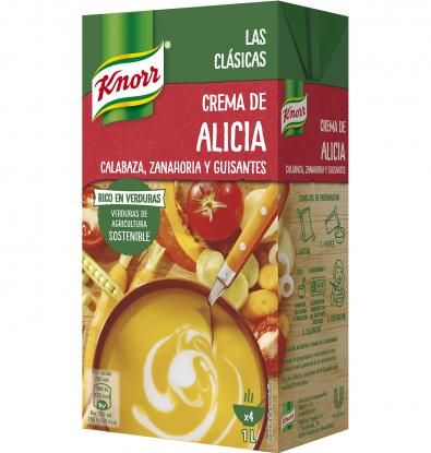 CREMA KNORR ALICIA 1000 ML