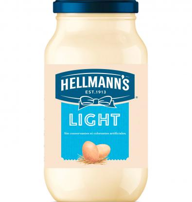 MAYONESA HELLMANN'S LIGHT 430 G