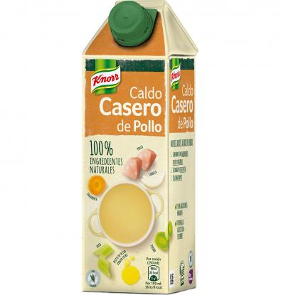 CALDO KNORR POLLO 750 ML