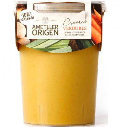 CREMA AMETLLER OR VERDURAS 485 ML