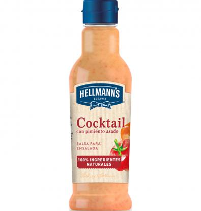 SALSA HELLMANN'S COCKTAIL 250 G