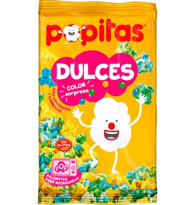POPITAS DOLCES MICROONES 100 G