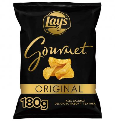 PATATES LAY'S GOURMET 180G