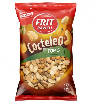COCTELEO FRIT RAVICH TOP 5 170 G