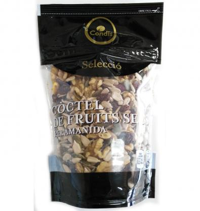 COCKTAIL CONDIS F.SECOS ENSAL. 200 G