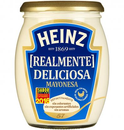 MAYONESA HEINZ  480 ML