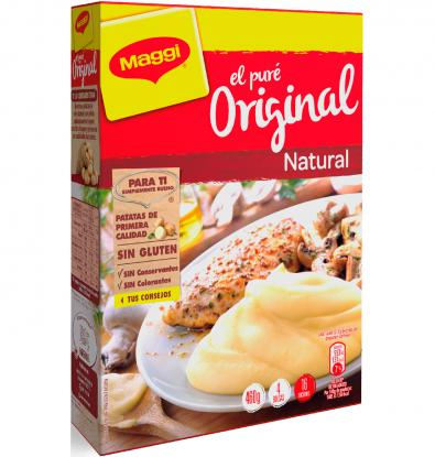 PURÉ MAGGI ORIGINAL NATURAL 460 G