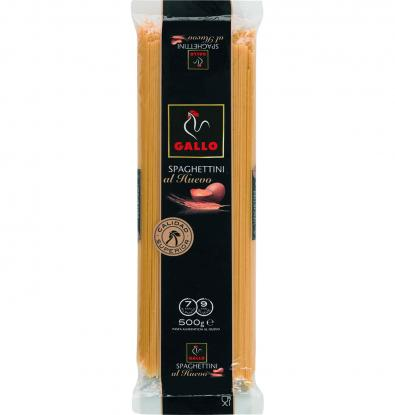 PASTA GALLO HUEVO SPAGHETTINI 500 G
