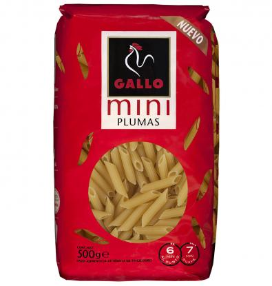 MINI GALLO MACARRONES 500 G
