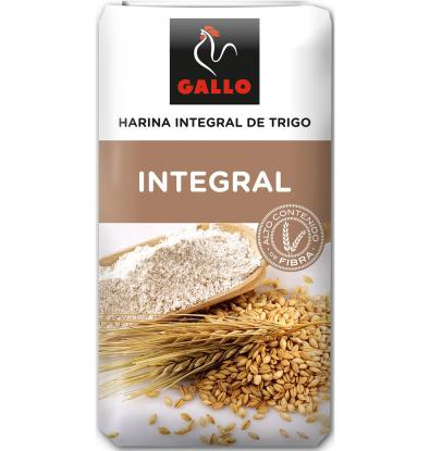 HARINA GALLO INTEGRAL 1 KG