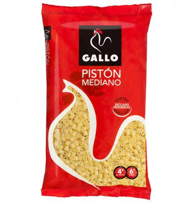 PASTA GALLO PISTON 250 G