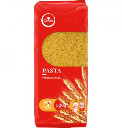 PASTA CONDIS FIDEO CABELLO DE ANGEL N.0 500 G