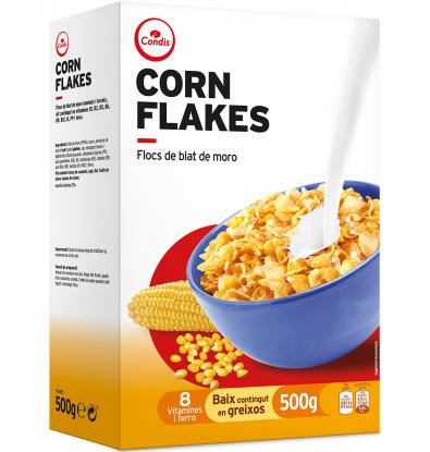 CEREALES CONDIS CORN FLAKES 500 G