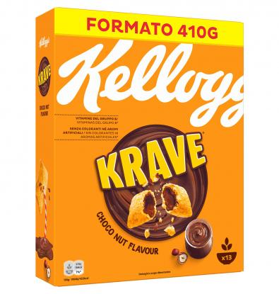 CEREALES KELLOGG'S KRAVE CHOCO 375 G