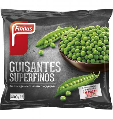 GUISANTES FINDUS SUPERFINOS 400 G