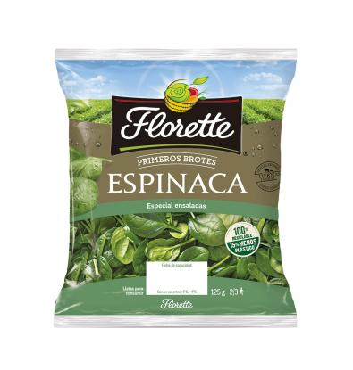 PRIMERS BROTS FLORETTE ESPINACS 125 G