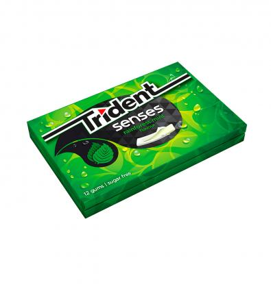 CHICLE TRIDENT SENS HIERBABUENA 1 PAQ