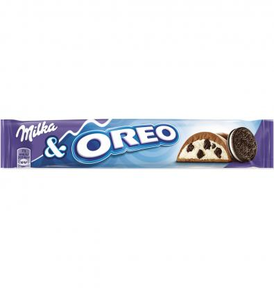 SNACK CHOCOLATE MILKA OREO 37 G