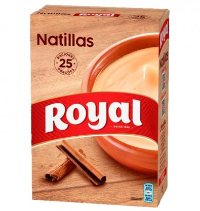 NATILLAS ROYAL CASERAS 100 G