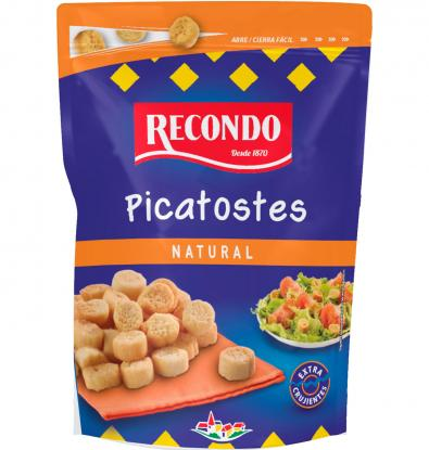 PICATOSTES RECONDO NATURAL 80 G