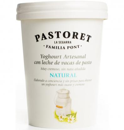 YOGUR PASTORET NATURAL 500 G