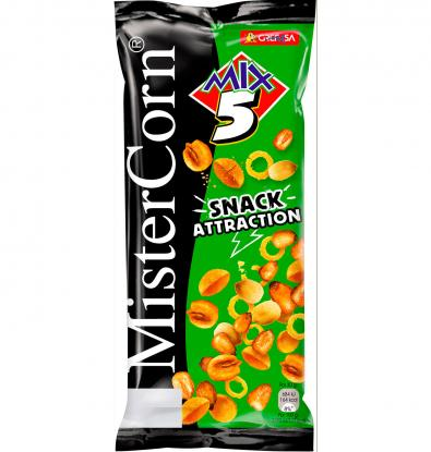 SNACK MISTERCORN ATTRACTION 115 GRS