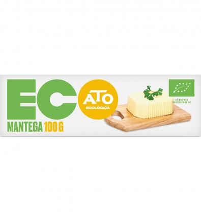 MANTEQUILLA ATO ECOLOGICA 100 G