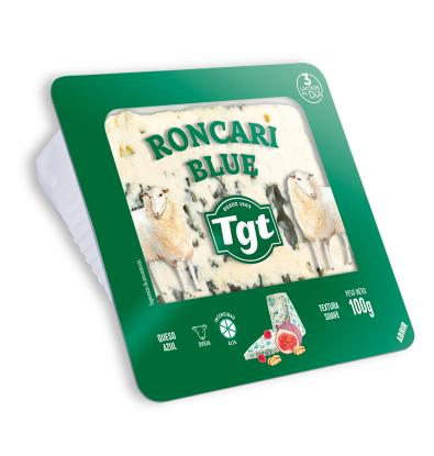 QUESO TGT RONCARI BLUE 100 G