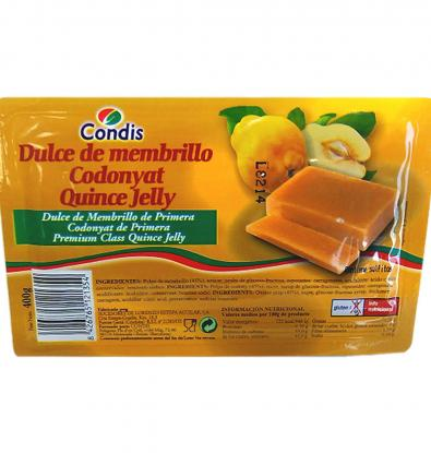 MEMBRILLO CONDIS  400 G