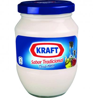 MAYONESA KRAFT FRASCO 450 G