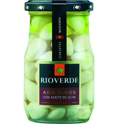 AJOS RIOVERDE SUAVES ACEITE OLIVA 120 G