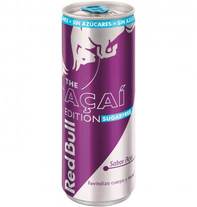 REFRESCO RED BULL AÇAI 25 CL