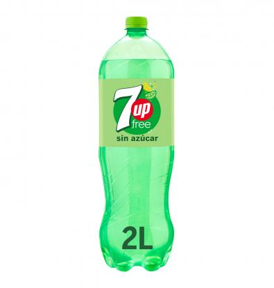 REFRESCO 7UP FREE 2 L