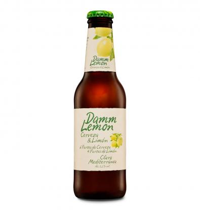 CERVESA DAMM LEMON 250 ML