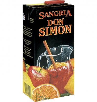 SANGRÍA DON SIMON BRIK 1 L