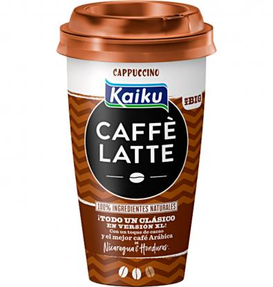 CAFFE LATTE KAIKU CAPPUCCINO MR.BIG 370 ML