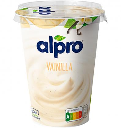 YOGUR ALPRO BIG POT VAINILLA 500 G