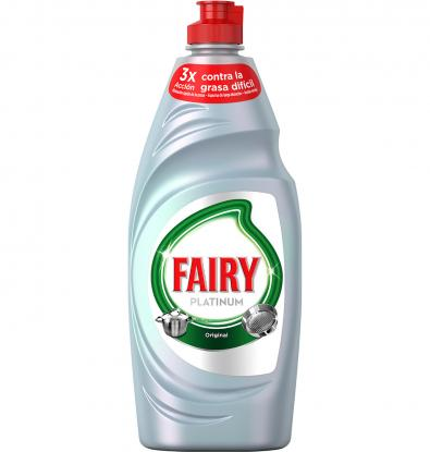 RENTAVAIXELLES FAIRY PLATINUM 650 ML