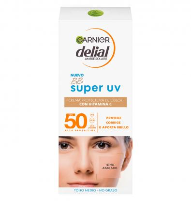 CREMA DELIAL BB SUN IP 50+ 50 ML