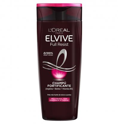 XAMPÚ ELVIVE ARGININA 370 ML