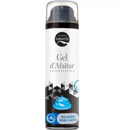 GEL BALNERIS AFEITAR 200 ML